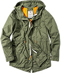 ALPHA INDUSTRIES Jacke Fishtail 156113/11