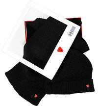 Strellson Sportswear Mütze + Schal