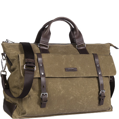 JOOP! Waxed Canvas Ares Weekender 4140001896/103