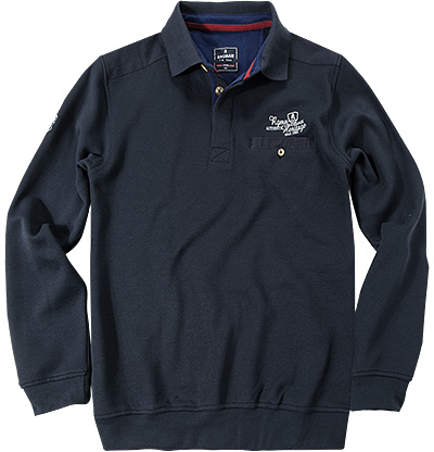 RAGMAN Sweat-Polo 3004791/070