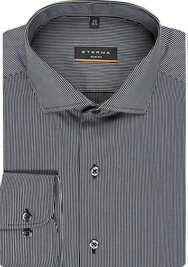 ETERNA slim fit Cotelé 4610/F182/38