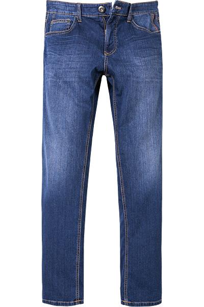 jeans hudson straight fit baumwoll stretch blau von camel. Black Bedroom Furniture Sets. Home Design Ideas
