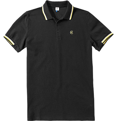 18CRR81 CERRUTI Polo-Shirt 8321650/84471/999