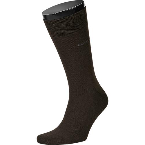 Artikel klicken und genauer betrachten! - LLOYD - Socken Form: Socken mit weichem Komfortbund Druckfreie, handgekettelte Spitze Formbeständig Coregarn für Allergiker, die nicht mit Elasthan in Berührung kommen dürfen Material: 98% Baumwolle, 2% Elasthan Farbe: Dunkelbraun | im Online Shop kaufen