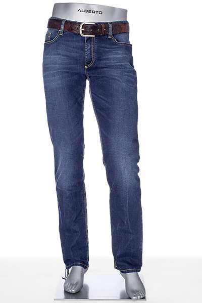 Alberto Regular Slim Fit Pipe T400® 48171777/884