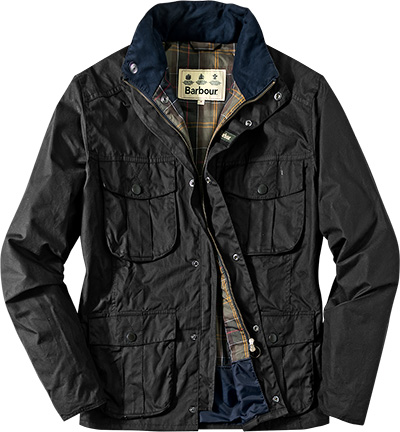 Barbour Jacke New Utility Wax MWX0827NY92