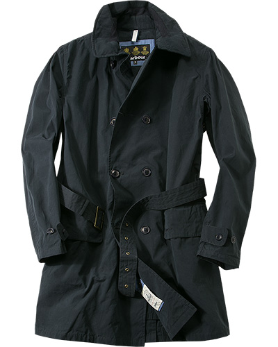 Barbour Mantel Naval Belter MCA0307NY71