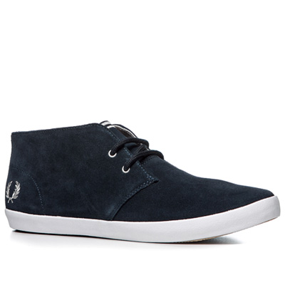 Fred Perry Byron Mid Suede B4271/608
