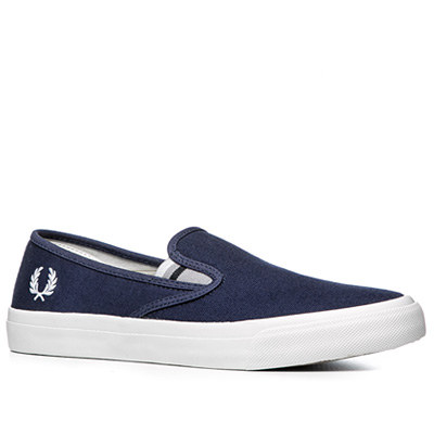 Fred Perry Turner Slip on Canvas B6221/266