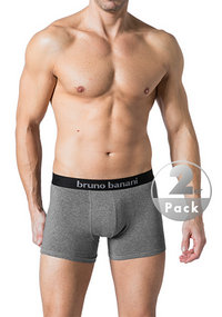 bruno banani Flowing Short 2er Pack