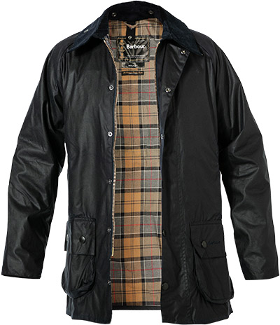Barbour Jacke Beaufort Wax MWX0017NY91