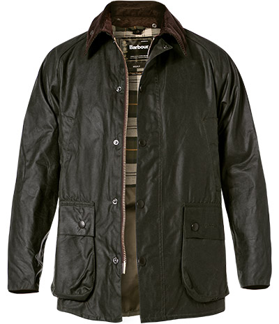 Barbour Jacke Bedale Wax MWX0018SG91