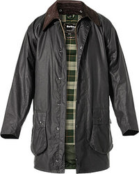 Barbour Jacke Border Wax