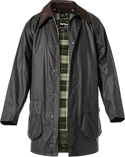 Barbour Jacke Border Wax MWX0008SG91