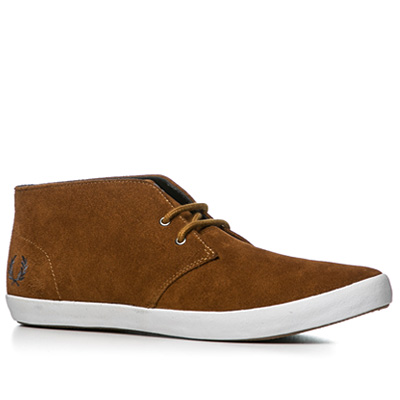 Fred Perry Byron Mid Suede B4271/434