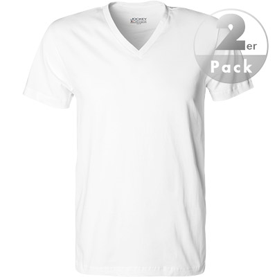 Jockey V-Shirt 2er Pack 120220/100