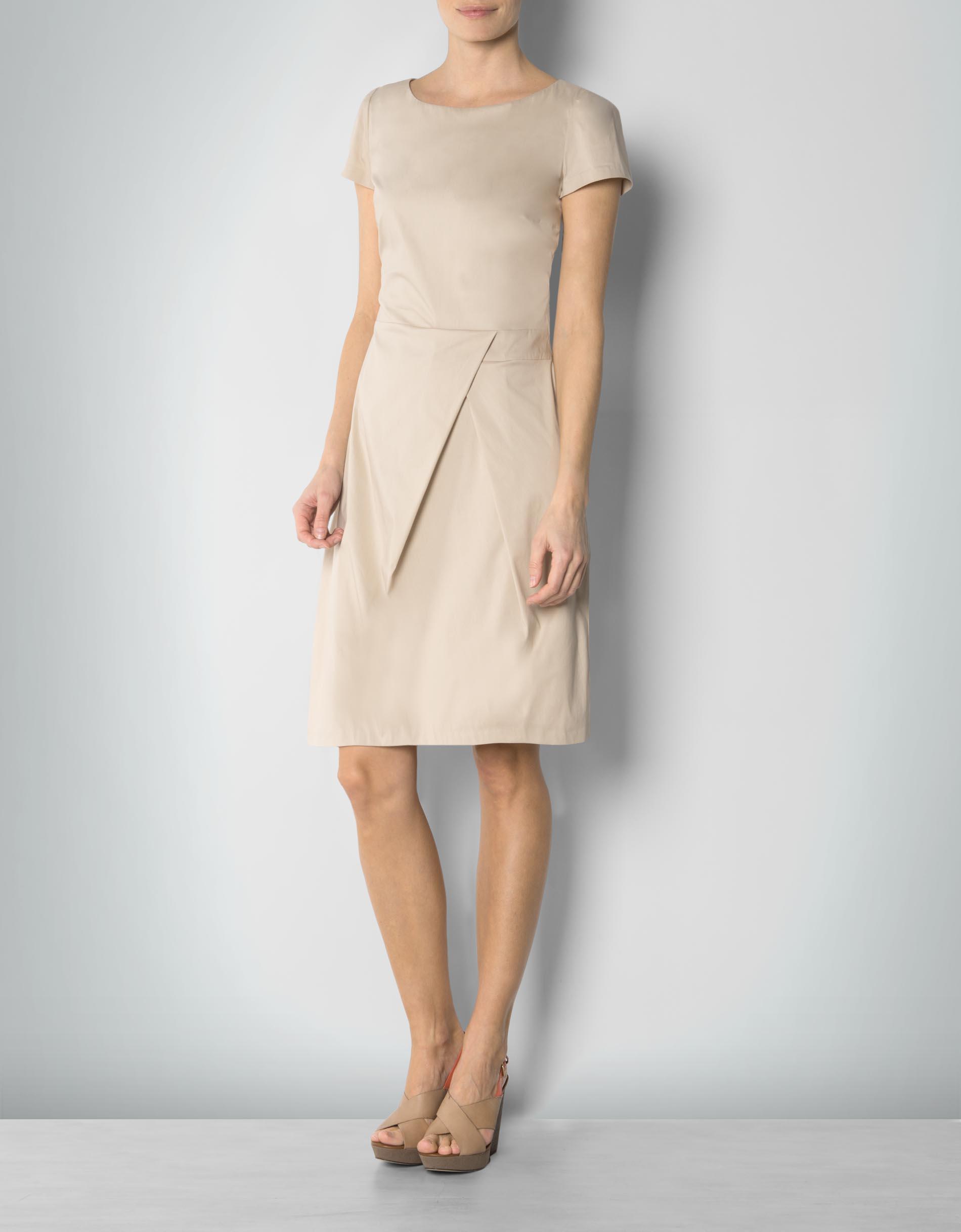 ren lezard damen kleid mit falten detail empfohlen von deinen schwestern. Black Bedroom Furniture Sets. Home Design Ideas
