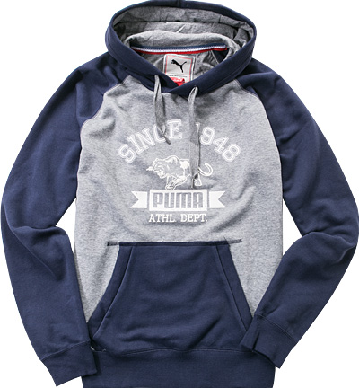PUMA Hooded Sweat 832252/06