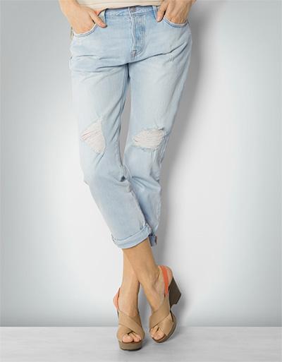 Levis Damen Ct Jeans Old Favorite Mit Tapered Leg Empfohlen Von