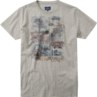 Henry Cotton's T-Shirt 8004450/82681/992