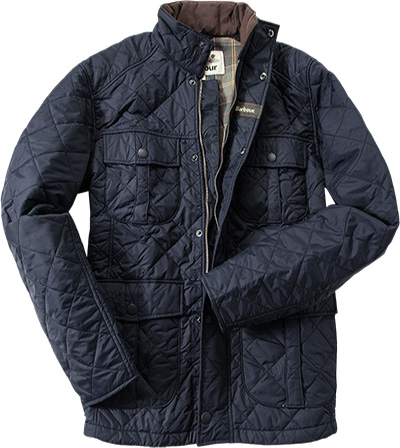 Barbour Jacke Explorer MQU0654NY71