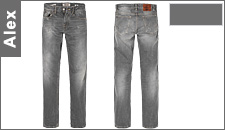 ADenim Grey Denim Alex 83678722/960