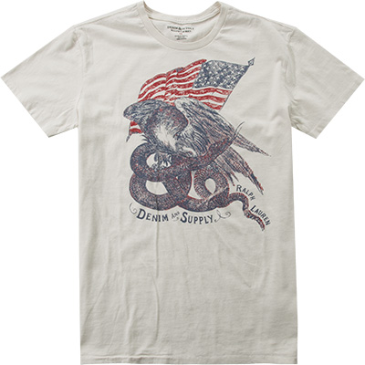 DENIM&SUPPLY T-Shirt M16-036DS/C8009/R1XX4