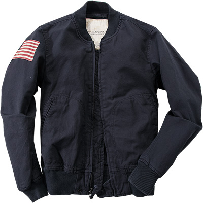 DENIM&SUPPLY Jacke M32-098DS/163DS/A4EOZ