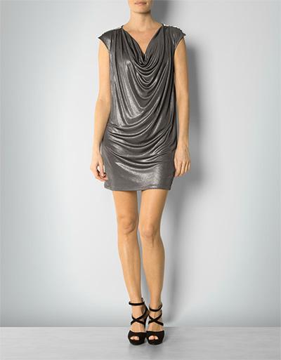 liu jo damen kleid mit schimmer effekt empfohlen von. Black Bedroom Furniture Sets. Home Design Ideas