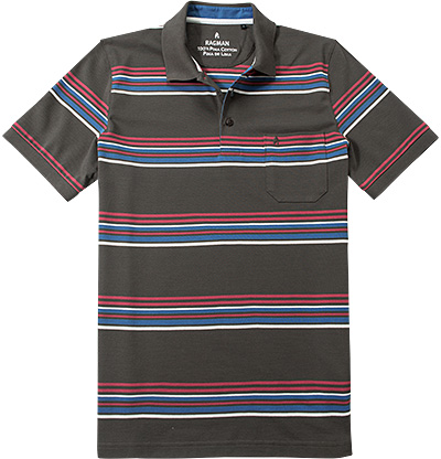 RAGMAN Polo-Shirt 6005193/028