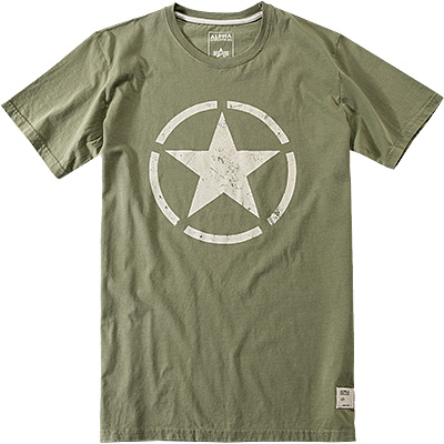 ALPHA INDUSTRIES T-Shirt 121513/11