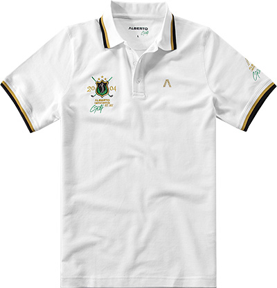 Alberto Golf Polo-Shirt Peter 06686701/100