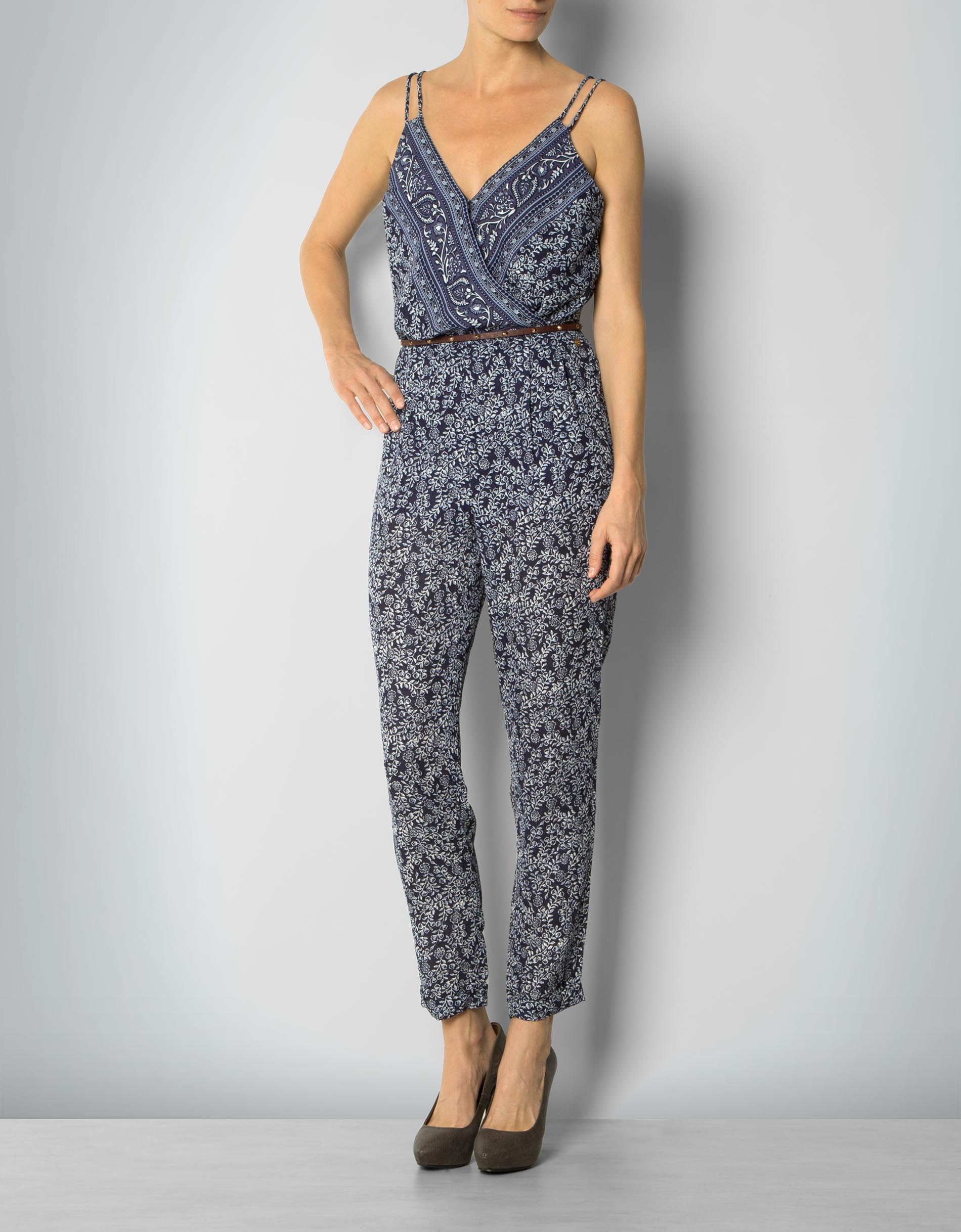 pepe jeans damen jumpsuit donna mit allover print empfohlen von deinen schwestern. Black Bedroom Furniture Sets. Home Design Ideas