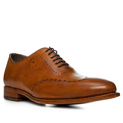 Prime Shoes Bari2 crust cognac