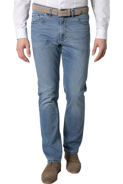 GARDEUR Blue Summer Denim BILL-2/71182/65