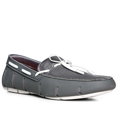 SWIMS Lace Loafer 21202/gray/white