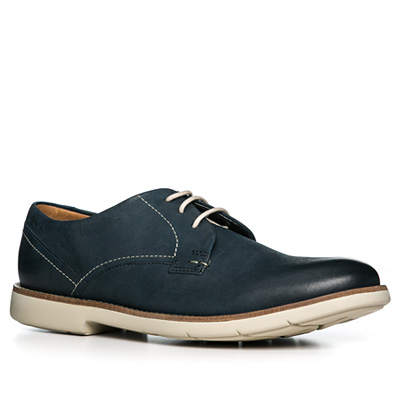 Clarks Raspin Plan denim blue 26107230G
