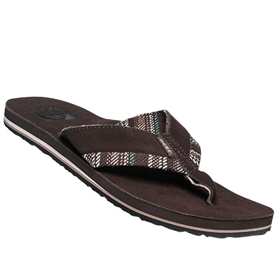 REEF Zehensandale chocolate R2145/CHO