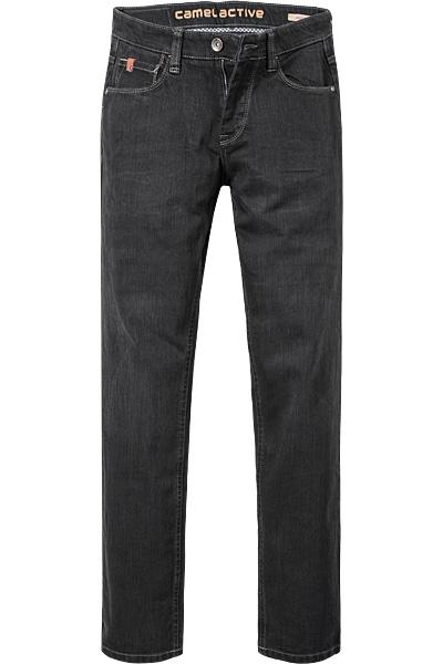 jeans hudson straight fit baumwoll stretch schwarz von. Black Bedroom Furniture Sets. Home Design Ideas