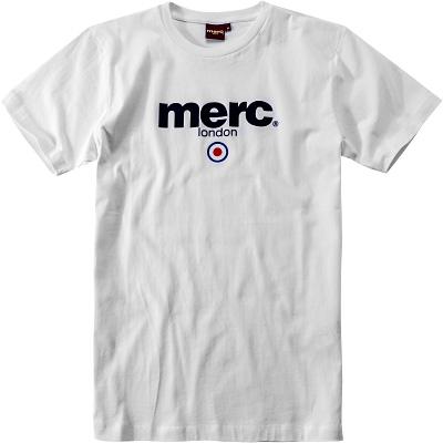 Merc t shirt brighton in wei for Brighton t shirt printing
