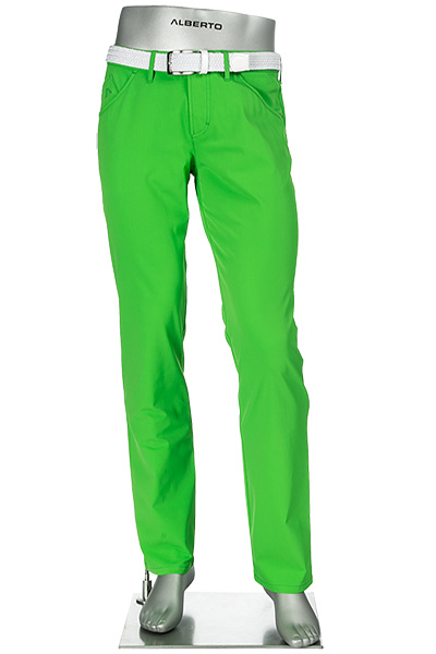 Alberto Golf Regular Slim Fit Green 17315535/641