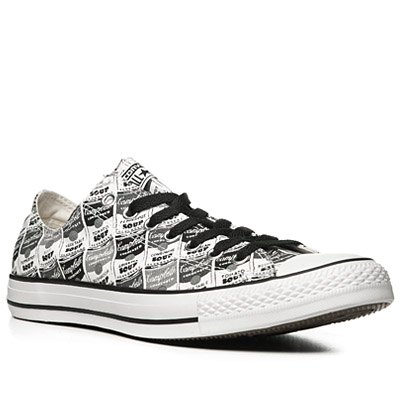 chuck taylor all star white sneaker andy warhol textil. Black Bedroom Furniture Sets. Home Design Ideas