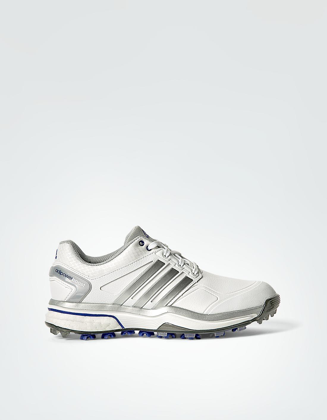 detailed look 608e3 f9931 adidas Golf Damen adipower boost white Golfschuh mit ClimaCool Funktion  empfohlen von Deinen Schwestern