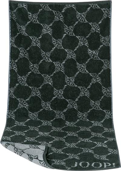 handtuch baumwolle x cm schwarz gemustert von joop bei. Black Bedroom Furniture Sets. Home Design Ideas