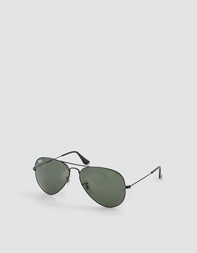 Ray Ban Damen Brille schwarz 0RB3025/L2823