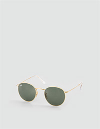 Ray Ban Damen Brille Round Metal