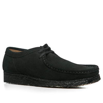 Clarks Wallabee black 26103948G