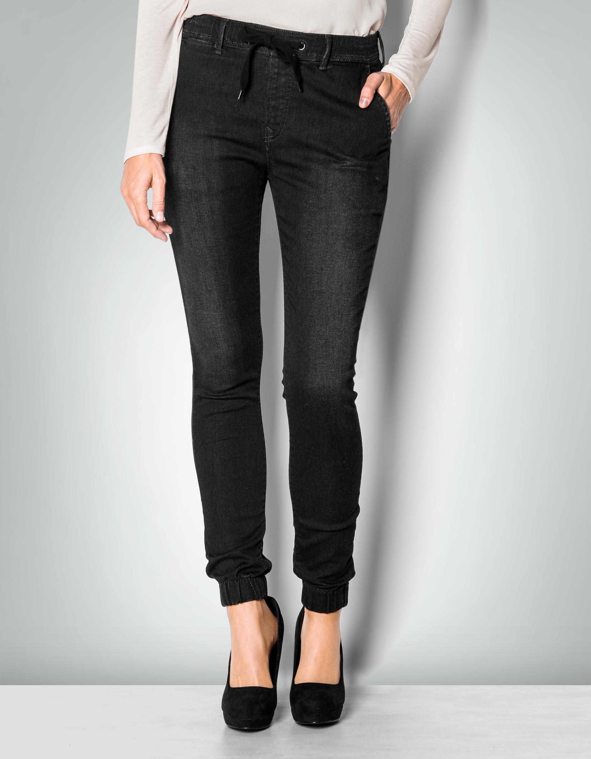 a8fb419b3382 Pepe Jeans Damen Cosie black Hose im Jogg-Style empfohlen von Deinen  Schwestern