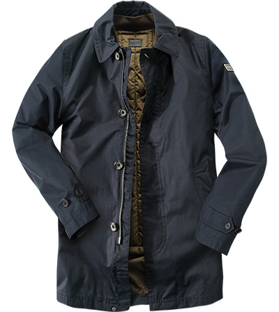 Aigle Mantel Raincoat E0822