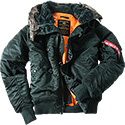 ALPHA INDUSTRIES Jacke N2- B VF 158142/353